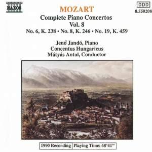 Mozart - Complete Piano Concertos Vol. 8 Product Image