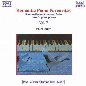 Romantic Piano Favourites Vol. 7 Product Image