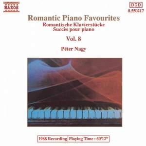 Romantic Piano Favourites, Vol. 8 Product Image