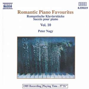 Romantic Piano Favourites, Vol. 10 Product Image