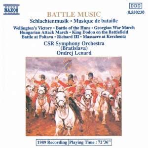 Battle Music Product Image