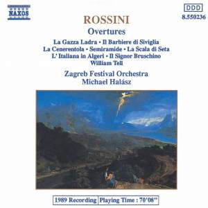 Rossini Overtures Product Image