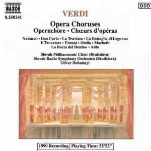 Verdi: Opera Choruses Product Image