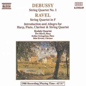 Debussy & Ravel: String Quartets Product Image