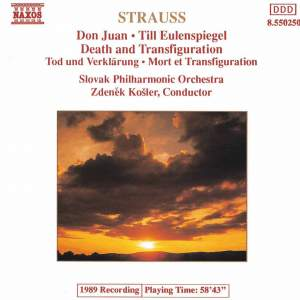 Richard Strauss: Don Juan and other Symphonic Poems Product Image
