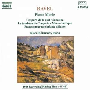 Ravel: Piano Music Product Image