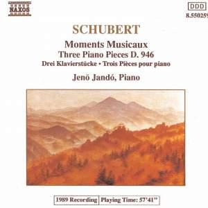 Schubert: Moments Musicaux (6), D780, Op. 94, etc. Product Image
