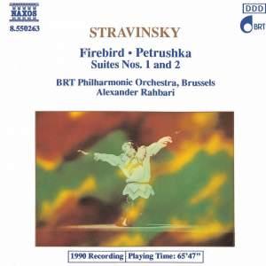 Stravinsky: The Firebird Suite, etc. Product Image