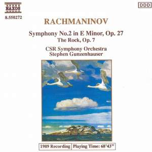 Rachmaninov: Symphony No. 2 & The Rock, Op. 7 Product Image