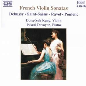 French Violin Sonatas Product Image