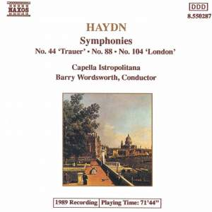 Haydn - Symphonies Volume 3