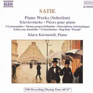 Satie: Piano Works