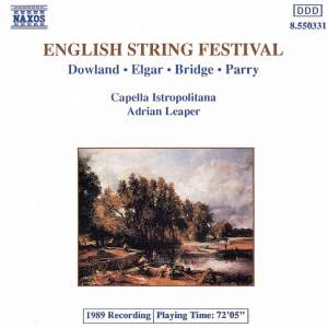 English String Festival Product Image