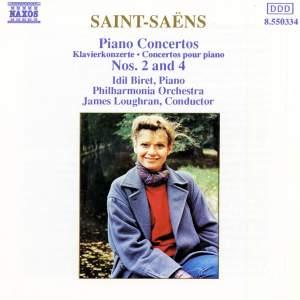 Saint-Saëns: Piano Concertos Nos. 2 & 4 Product Image