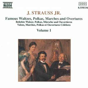 J. Strauss II: Waltzes, Polkas, Marches And Overtures, Vol. 1 Product Image