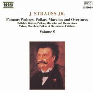 Johann Strauss Jr: Waltzes Vol. 5