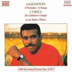 Gershwin & Corea: Piano Works Product Image