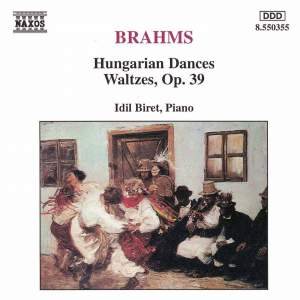 Brahms: Piano Works Product Image