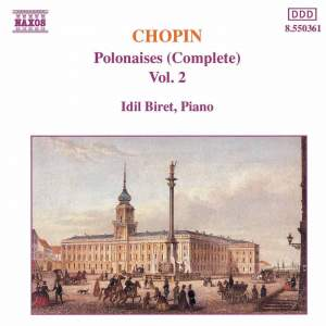 Chopin: Polonaises, Vol. 2 Product Image