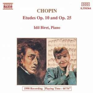 Chopin: Etudes, Opp. 10 and 25 Product Image