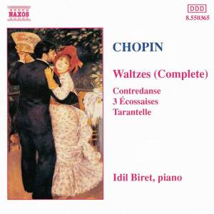 Chopin: Waltzes (Complete) Product Image
