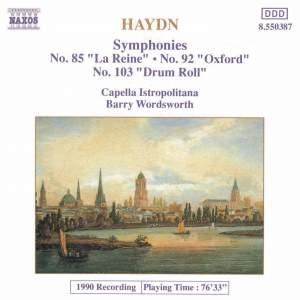Haydn - Symphonies Volume 5 Product Image