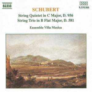 Schubert: String Quintet & String Trio Product Image