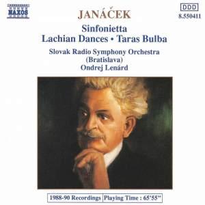 Janacek: Lachian Dances, etc. Product Image