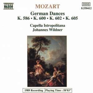 Mozart: German Dances Product Image