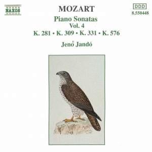 Mozart: Piano Sonatas, Vol. 4 Product Image