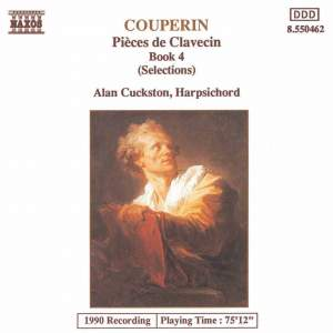 Couperin: Suites for Harpsichord Nos. 22, 23, 25 & 26