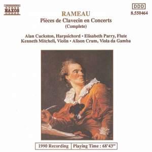 RAMEAU: Pieces de Clavecin en Concerts Product Image