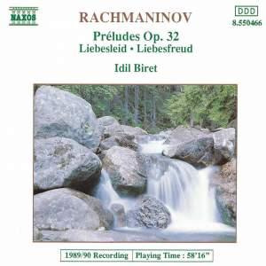 Idil Biret plays Kreisler & Rachmaninov