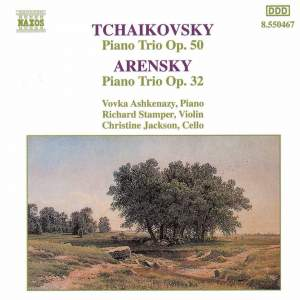 Tchaikovsky & Arensky: Piano Trios Product Image