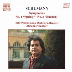 Schumann: Symphonies Nos. 1 and 3 Product Image