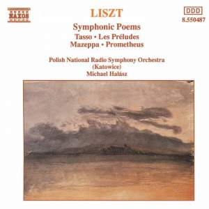Liszt: Symphonic Poems, Vol. 1 Product Image