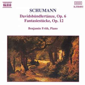 Schumann: Davidsbündlertänze & Fantasiestücke