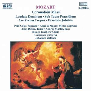 Mozart: Coronation Mass & other choral works Product Image