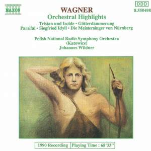 Wagner: Orchestral Highlights from Operas Product Image