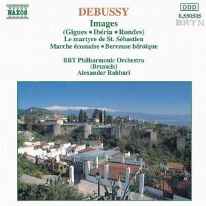 Debussy: Images, Le Martyre de Saint Sébastien, Marche Écossaise Product Image