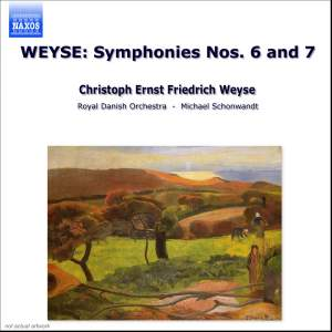 Weyse: Symphonies Nos. 6 and 7 Product Image