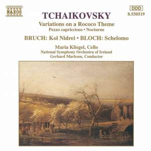 Tchaikovsky: Variations on a Rococo Theme & other works for cello Product Image