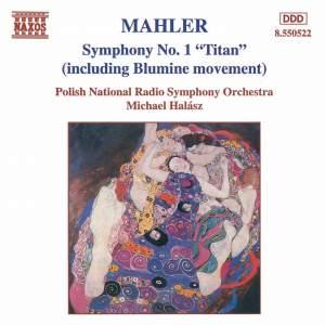 Mahler: Symphony No. 1 (including Blumine) Product Image