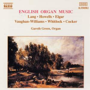 English Organ Music, Vol. 1 Product Image
