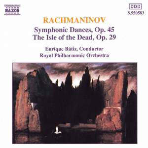 Rachmaninov: Symphonic Dances & The Isle of the Dead Product Image