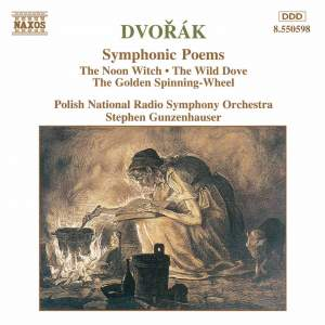 Dvorak: Symphonic Poems Product Image