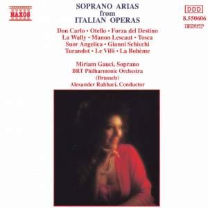 Miriam Gauci: Soprano Arias From Italian Operas