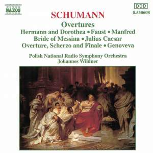 Schumann: Overtures Product Image