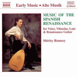Music of the Spanish Renaissance Product Image