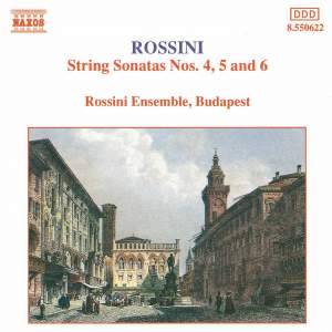 Rossini: String Sonatas Product Image